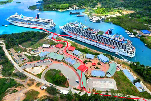 Mahogany Bay Cruise Port